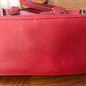 Bags - Sassy red purse